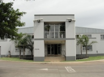 Johannesburg Admin Building