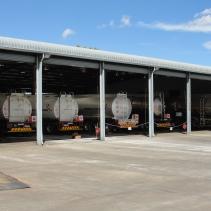 Johannesburg Depot Workshops