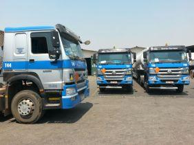 New trucks, part of fleet upgrade