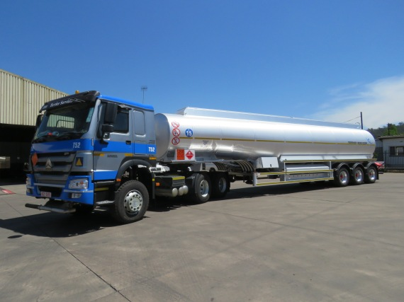 New Howo Truck and Tanker