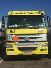 New Howo Truck