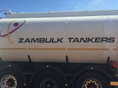 Tanker branding