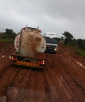 Solwezi - Chingola Road Conditions