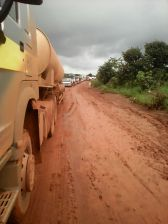 Solwezi - Chingola Road